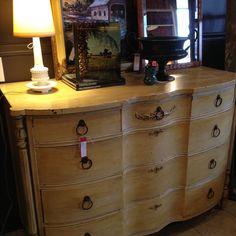 Vintage Dresser $180