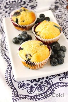 Blueberry-Mascarpone Muffins | Tasty Kitchen: A Happy Recipe Community!