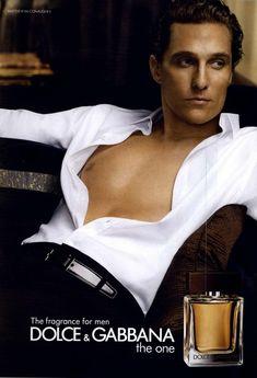 Reklama perfum Dolce & Gabbana The One For Men