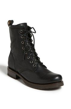 how old is too old to wear combat boots? please tell me. Frye 'Veronica Combat' Boot | Nordstrom
