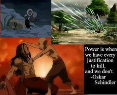 Avatar: The Last Airbender - Power