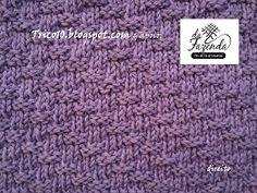 Tricô 10 - Knit & Purl: TRICOCIONÁRIO - MT-0003