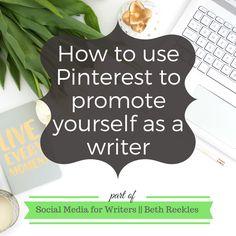 Social networks to start using - Social Media for Writers - Beth Reekles