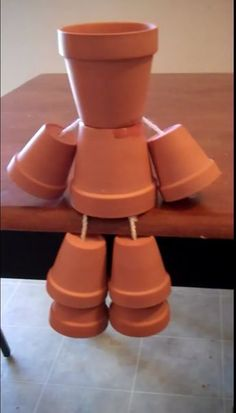 Clay Pot People Part 1