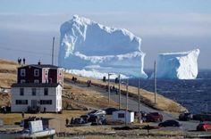 Iceberg Geant Canada