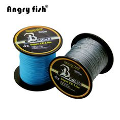 Hot New 500m 4x Braided Fishing Line 11 Colors Super PE Line...