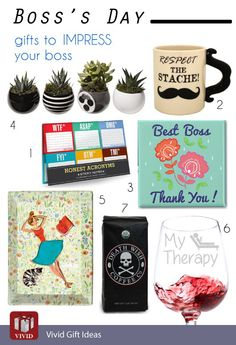7 Appropriate Presents to Get for Boss | Boss, Christmas gifts and ...