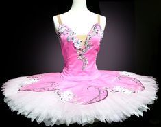 Ballet Tutu  Beautiful Sleeping Beauty by TheDancersChoice on Etsy, $650.00