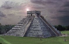 30 of the World's Most Impressive Ancient Ruins : Chichén Itzá (Tinum, Mexico). The pre-Columbian Mayan city of Chichén Itzá is visited by over million people annually (making it one of Mexico's most-visited archaeological sites). Beautiful Places To Visit, Oh The Places You'll Go, Cool Places To Visit, Places To Travel, Wonderful Places, Ancient Ruins, Mayan Ruins, Ancient Greek, Machu Picchu