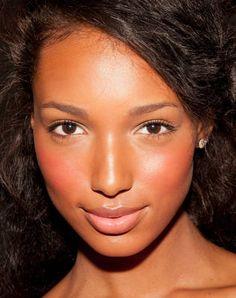 nude color makeup