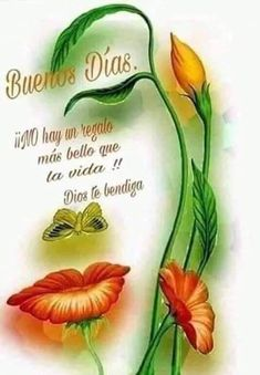 Good Day Quotes, Good Morning Quotes, Love Quotes, Quotes Amor, Good Morning In Spanish, Good Morning Images, Good Day Messages, Cool Pictures Of Nature, Spanish Greetings
