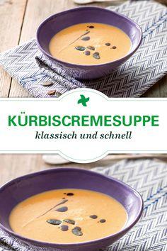 DER Klassiker der Thermomix Rezepte im Herbst. Ohne Schnick-schnack, einfach und schnell und sooooo lecker!