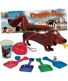 Doggie Doo Game. Game Good for stregnthening hand muscles