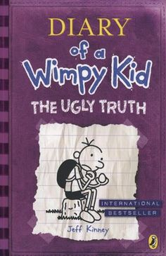 9780141340821,The Ugly Truth,KINNEY JEFF,Book,,Diary of a Wimpy Kid: The Ugly Truth is the massively funny fifth title in the highly-illustrated, b