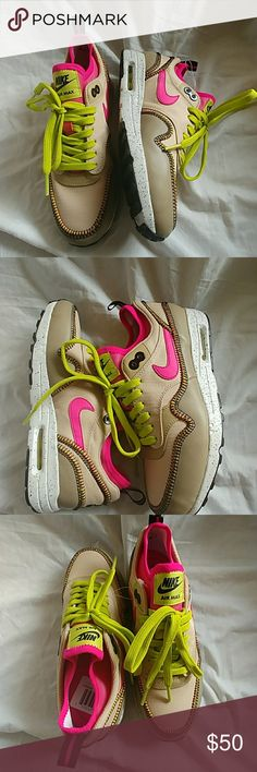5d396c879b NWOT Nike Air Max Limited Sample! Super cute, ended up being wrong size for