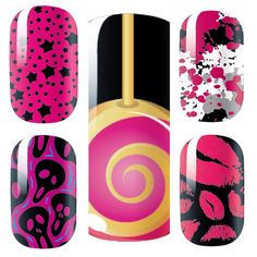 Pink 2013 collection Nail Polish Strips, Manicure, Nails, Art Ideas, Nail Art, Phone Cases, Pink, Collection, Nail Bar