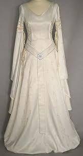 Image result for medieval boat neck wedding dress