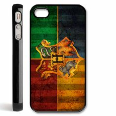 harry potter hogwarts banner iPhone iphone 4 /4s /5 ,samsung s2,samsung s3 case cover. $15.90, via Etsy.