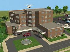 Mod The Sims - Mercy Hospital