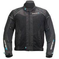 Spada Air Pro Textile Jacket.  Summer mesh jacket with waterproof over-jacket