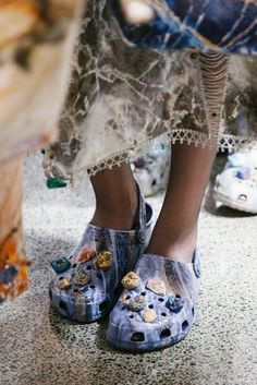ed9ac9bad3b The best designer shoes and shoe trends from the Spring Summer 2017 fashion  collections so