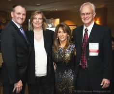 L-R: John & Jill Coleman - Newmark Knight Frank Epic, Susan & Ed Brandt (right), 2013 Winner of the Winzeler Award.  Banquet at the Butterfield Country Club, Oak Park Illinois on March 23, 2013 #TMA #McLarenPhotographic #mclarenphotos © 2013 McLaren Photographic LLC http://www.mclarenphotographic.com