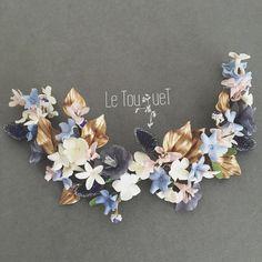 """726 Likes, 12 Comments - Paula-Le Touquet (@tocadosletouquet) on Instagram: """"Tonos azulados que me encantan!!! Disfrutando como una enana de mi trabajo! #coronaletouquet…"""""""