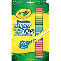 ToysRUs: Crayola Super-Tips Washable Markers Set - 50 Piece ($7.99)