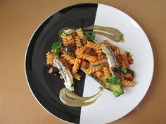 Gino D'Aquino / Pasta  Fusilli   au  jus   ile  de  Eolie  Gino D'Aquino