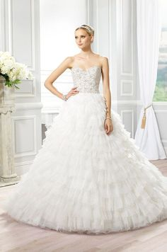 Ball Gown Wedding Dresses : Moonlight Couture Spring 2015