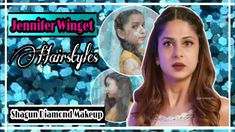 College Hairstyles, Top Hairstyles, Latest Hairstyles, Jennifer Winget, Hair Styles, Makeup, Youtube, Hair Plait Styles, Make Up