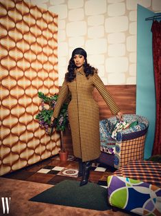 Cardi B on Kulture, Offset, Nicki Minaj, and Being Hip-Hop's Fiercest Female Rapper Female Rap Artists, Balenciaga Coat, Cardi B Photos, Jheri Curl, Echo Scarves, W Magazine, Hollywood Glamour, Nicki Minaj, Powerful Women