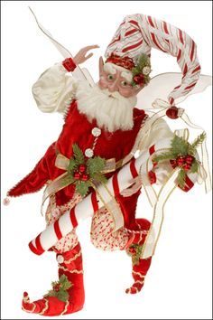 <3 Mark Roberts Fairies.... I have a tree full at Christmas time....