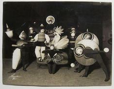Das Triadische Ballet, 1924