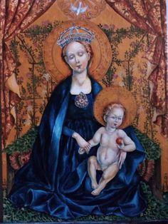 Madonna in rosario
