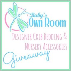 Enter to #win a $75 Gift Card to Baby's Own Room via JennsBlahBlahBlog.com #giveaways and #sweepstakes