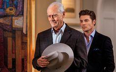 Dallas TV Show   Dallas' cast: Hagman's death inspired phenomenal episodes   Inside TV ...