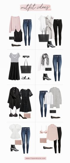 Wardrobe Staples For 2018 | Flip And Style | Bloglovin'