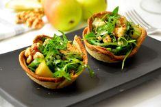 Insalata pere noci e gorgonzola Tasty, Yummy Food, Avocado Toast, Guacamole, Food Videos, Baked Potato, Cooking Tips, Healthy Recipes, Dinner