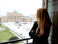 Hotel Adlon Kempinski Berlin Val Kilmer, Brandenburg Gate, Colin Farrell, 2nd Floor, Copenhagen, Berlin, Police, Around The Worlds, Journey