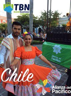 Chile dancing