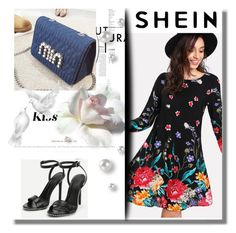 """""""Shein 7/10"""" by mersy-123 ❤ liked on Polyvore featuring Behance"""