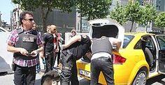İstanbul'da 25 ilçede ticari taksilere dev uygulama