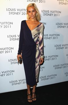 Isabel Lucas in Louis Vuitton - At the Louis Vuitton Maison reception in Sydney, Australia. (December 2011)