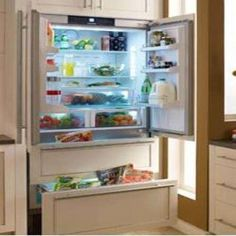 liebherr appliances by goedekers on pinterest refrigerators led and drawers. Black Bedroom Furniture Sets. Home Design Ideas