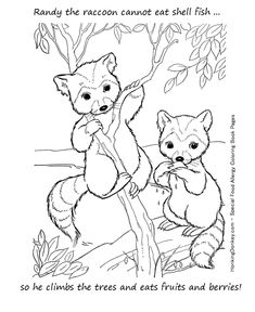 Food Allergy Coloring Page | Allergy Smart Cooking | Coloring ...