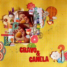 Cravo & Canela - Scrapbook.com