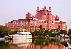 Don Cesar Hotel - St. Pete Beach, FL