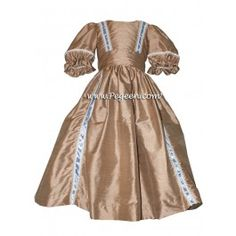 Nutcracker Dress Style 760 in Antigua Taupe