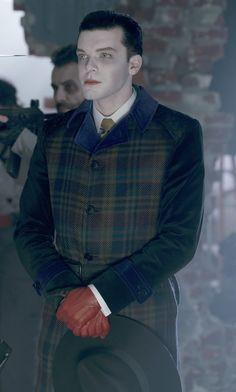 Gotham, the joke, Cameron
